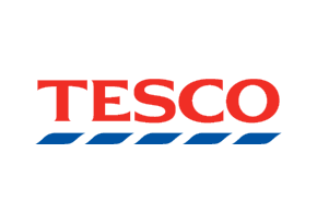 The Tesco logo